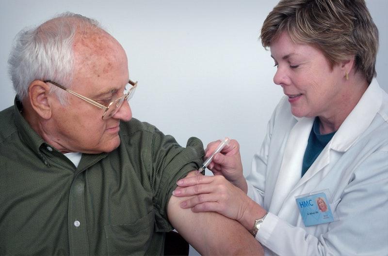 Календарь прививок в Испании