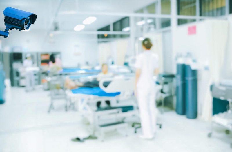 В госпитале Аликанте установили инновационную систему видеонаблюдения за пациентами с COVID-19