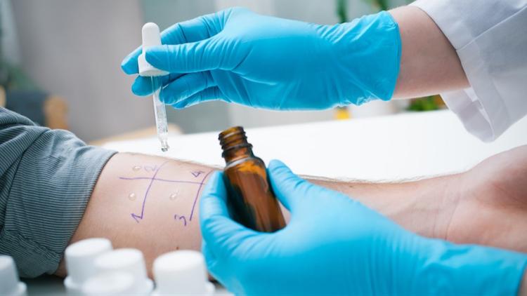 Детская иммунология и аллергология в Испании.