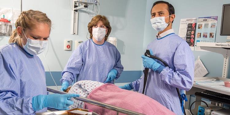Лечение гастрита и язвенной болезни в Испании