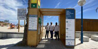 В Ориуэле оборудовали санитарный пункт для профилактики рака кожи