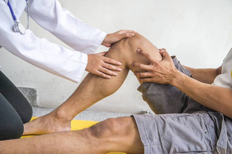 протезирование коленного сустава в испании