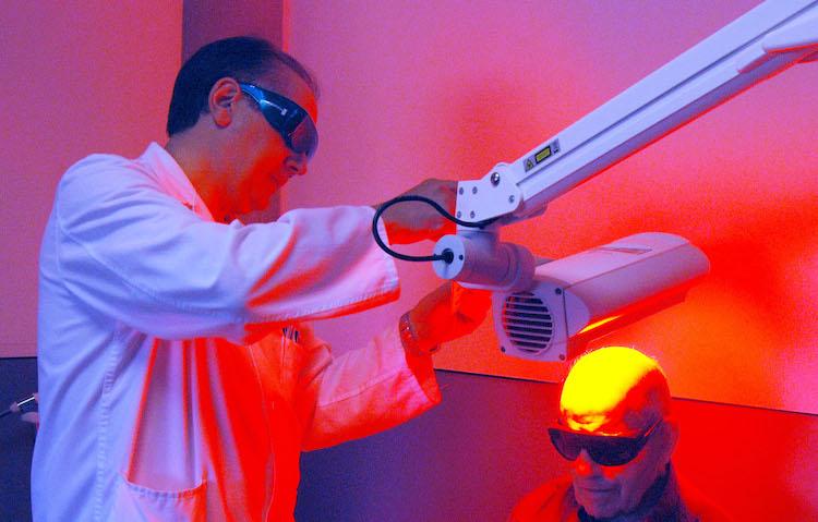 фотодинамическая терапия в испании
