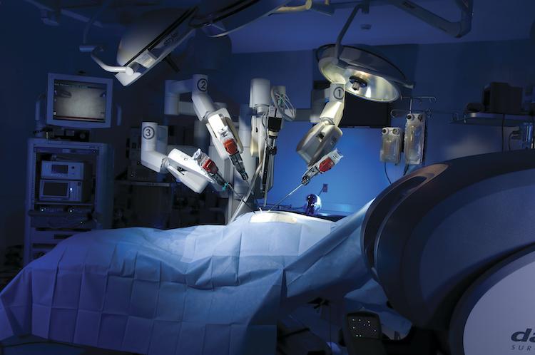 Применение технологии Da Vinci позволяет сократить время ожидания операций